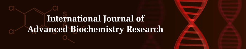 International Journal of Advanced Biochemistry Research